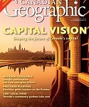 Link to Canadian Geographic Online (to see article, view PDF below)